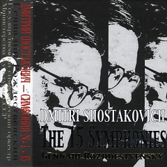 Shostakovich - The Complete Symphonies CD 4 - Rozhdestvensky