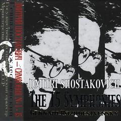 Shostakovich - The Complete Symphonies CD 7 - Rozhdestvensky