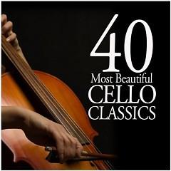40 Most Beautiful Cello Classics CD 1
