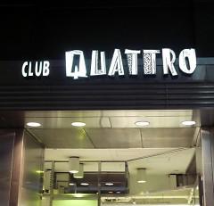 Live at Club Quattro