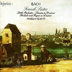 Bach - French Suites CD 1 No. 2