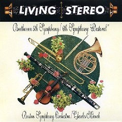 Living Stereo 60CD Collection - CD27 Beethoven Symphony 5 & 6 Pastoral