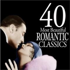 40 Most Beautiful Romantic Classics CD 3