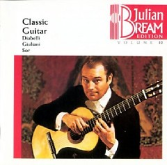 Julian Bream Edition Vol 10 - Classic Guitar