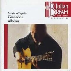 Julian Bream Edition Vol 25 - Music Of Spain