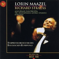 RCA Best 100 CD 66 - Richard Strauss Also sprach Zarathustra & Others