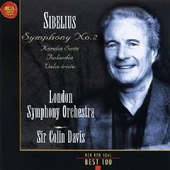 RCA Best 100 CD 67 - Sibelius Symphony No.2