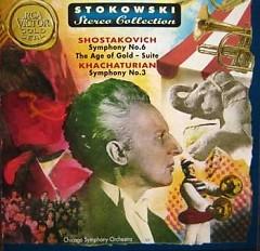 Shostakovich Symphony No.6 & Khachaturian Symphony No.3