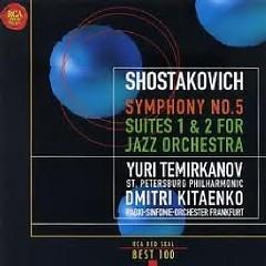 RCA Best 100 CD 82 - Shostakovich Symph 5 - Yuri Temirkanov