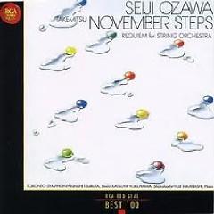 RCA Best 100 CD 83- Takemitsu November Steps