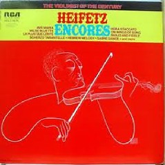 RCA Best 100 CD 86 - Encores CD 2 - Jascha Heifetz,Various Artists