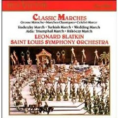 RCA Best 100 CD 94 - Classic Marches CD 2 - Leonard Slatkin,Saint Louis Symphony Orchestra