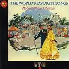 RCA Best 100 CD 98 - The World's Favorite Songs CD 1 - Robert Shaw Chorale