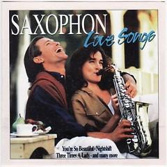 Saxophon Love Songs