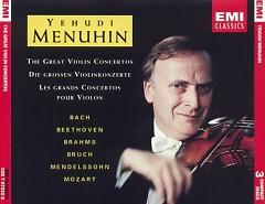 The Great Violin Concertos CD 3