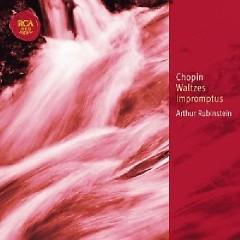 Chopin - Waltzes, Impromptus CD 2