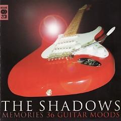 Memories 36 Guitar Moods CD 1