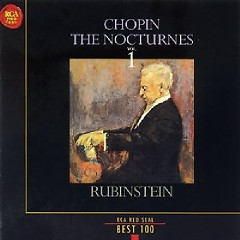 RCA Best 100 CD 31 - The Chopin Collection, Nocturnes Disc 1