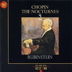 RCA Best 100 CD 32 - The Chopin Collection, Nocturnes Disc 2