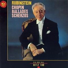 RCA Best 100 CD 35 - Chopin Ballades & Scherzos