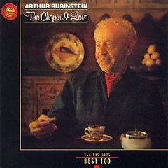 RCA Best 100 CD 40 - The Chopin I love - Artur Rubinstein