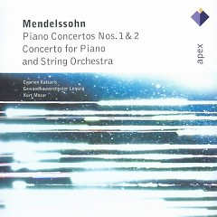 Mendelssohn - Piano Concertos Nos 1 & 2