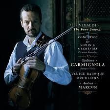 Antonio Vivaldi - The Four Seasons CD 1