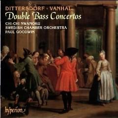 Dittersdorf/ Vanhal - Double Bass Concertos
