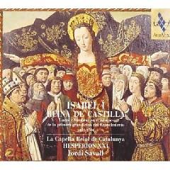 Isabel I - Reina de Castilla CD 1