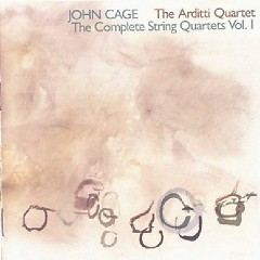 The Complete String Quartets Vol 1 - John Cage