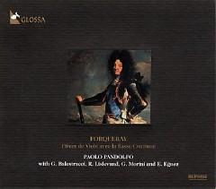 Forqueray - Pieces De Viole Avec La Basse Continue CD 2