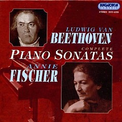 Beethoven - Complete Piano Sonatas CD 7 - Annie Fischer