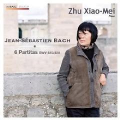 Bach - Six Partitas BWV 825 - 830 CD 1 - Zhu Xiao-Mei