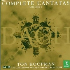 Bach - Complete Cantatas, Vol. 1 CD 3 No. 1