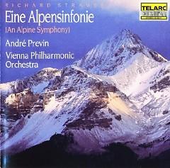 Richard Strauss - Eine Alpensinfonie CD 1