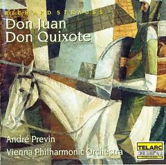 Strauss - Don Juan & Don Quixote