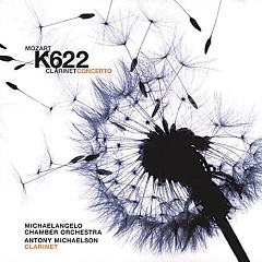 Mozart Clarinet Concerto K622 In A Major  - Antony Michaelson