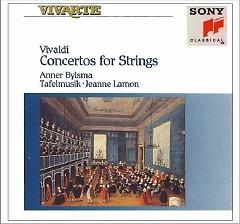 Vivaldi Concertos For Strings CD 2