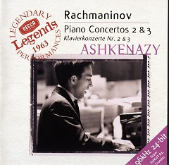 Rachmaninoff Piano Concertos No.2 & 3