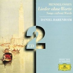 Mendelssohn Lieder Ohne Worte CD 2 No. 1