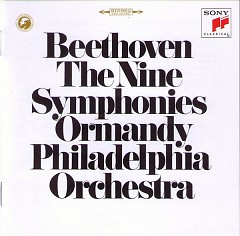 Beethoven The Nine Symphonies CD 2