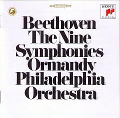 Beethoven The Nine Symphonies CD 3