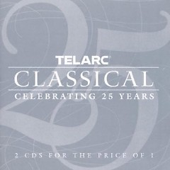 Telarc Classical Celebrating 25 years CD 2