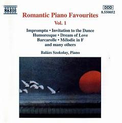 Romantic Piano Favourites Volume 1