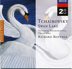 Tchaikovsky Swan Lake CD 2 - Richard Bonynge,Philharmonia Orchestra