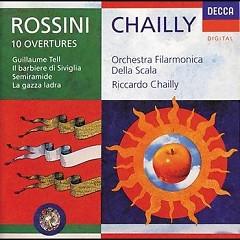 Rossini 10 Overtures