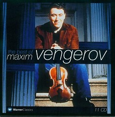 The Best Of Vengerov CD 4