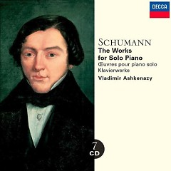 Schumann - The Works For Solo Piano CD 5