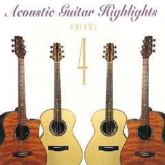 Acoustic Guitar Highlights Collection CD 4 No. 1