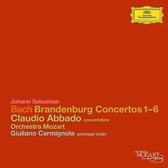 J.S.Bach - Brandenburg Concertos CD 1